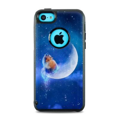 OtterBox Commuter iPhone 5c Case Skin - Moon Fox