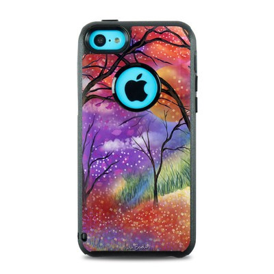 OtterBox Commuter iPhone 5c Case Skin - Moon Meadow