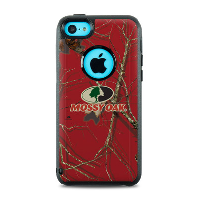 OtterBox Commuter iPhone 5c Case Skin - Break-Up Lifestyles Red Oak