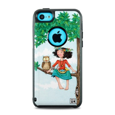 OtterBox Commuter iPhone 5c Case Skin - Never Alone