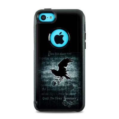 OtterBox Commuter iPhone 5c Case Skin - Nevermore