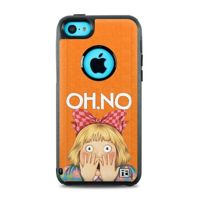 OtterBox Commuter iPhone 5c Case Skin - Oh No