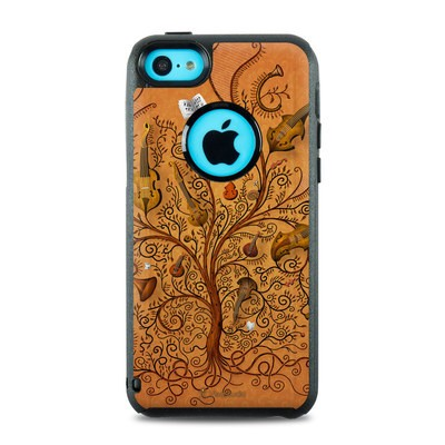 OtterBox Commuter iPhone 5c Case Skin - Orchestra