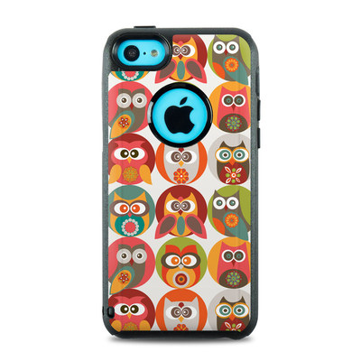 OtterBox Commuter iPhone 5c Case Skin - Owls Family