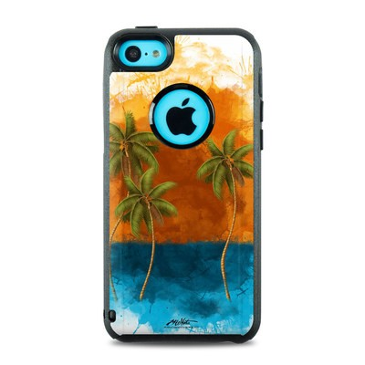 OtterBox Commuter iPhone 5c Case Skin - Palm Trio