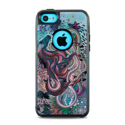 OtterBox Commuter iPhone 5c Case Skin - Poetry in Motion