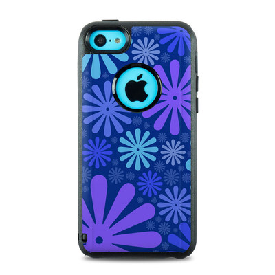 OtterBox Commuter iPhone 5c Case Skin - Indigo Punch