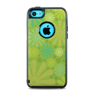 OtterBox Commuter iPhone 5c Case Skin - Lime Punch