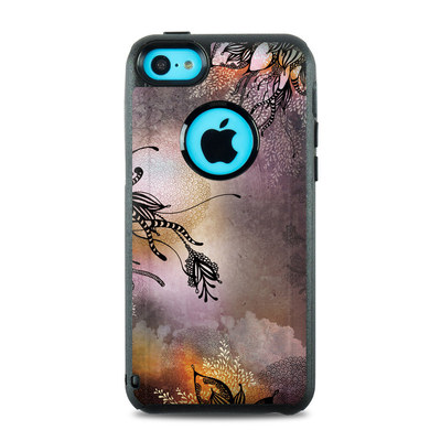 OtterBox Commuter iPhone 5c Case Skin - Purple Rain
