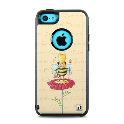 OtterBox Commuter iPhone 5c Case Skin - Queen Bee