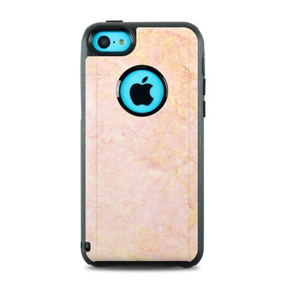 OtterBox Commuter iPhone 5c Case Skin - Rose Gold Marble