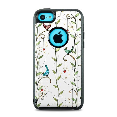 OtterBox Commuter iPhone 5c Case Skin - Royal Birds