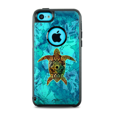 OtterBox Commuter iPhone 5c Case Skin - Sacred Honu