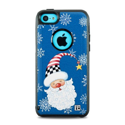OtterBox Commuter iPhone 5c Case Skin - Santa Snowflake