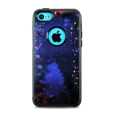 OtterBox Commuter iPhone 5c Case Skin - Satori Night