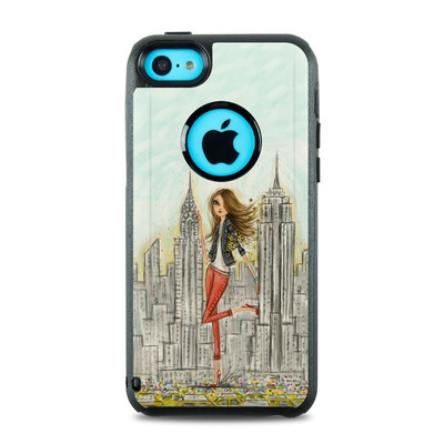 OtterBox Commuter iPhone 5c Case Skin - The Sights New York