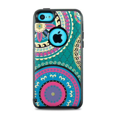 OtterBox Commuter iPhone 5c Case Skin - Silk Road