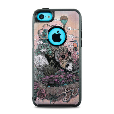 OtterBox Commuter iPhone 5c Case Skin - Sleeping Giant