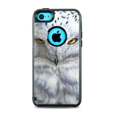 OtterBox Commuter iPhone 5c Case Skin - Snowy Owl