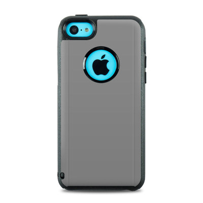 OtterBox Commuter iPhone 5c Case Skin - Solid State Grey