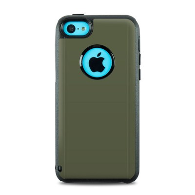 OtterBox Commuter iPhone 5c Case Skin - Solid State Olive Drab