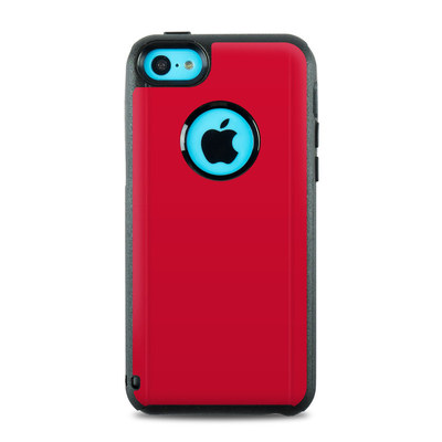 OtterBox Commuter iPhone 5c Case Skin - Solid State Red
