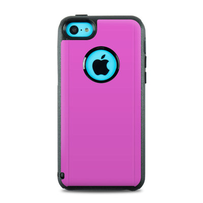 OtterBox Commuter iPhone 5c Case Skin - Solid State Vibrant Pink