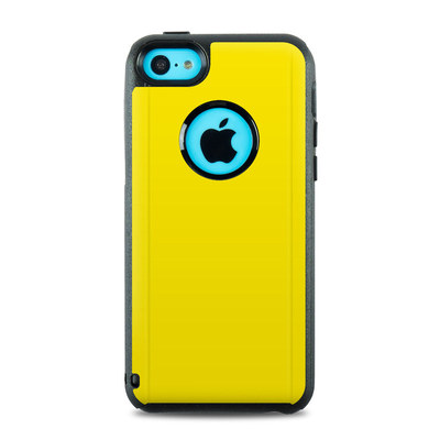 OtterBox Commuter iPhone 5c Case Skin - Solid State Yellow