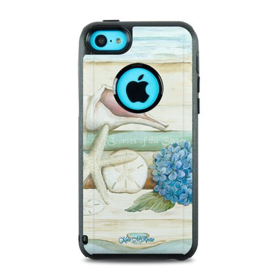OtterBox Commuter iPhone 5c Case Skin - Stories of the Sea