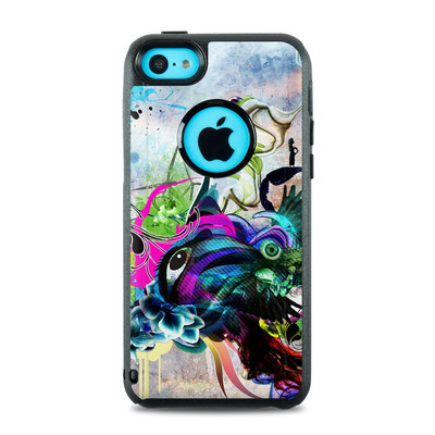 OtterBox Commuter iPhone 5c Case Skin - Streaming Eye