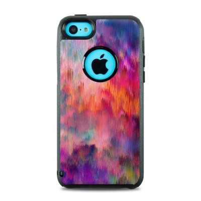 OtterBox Commuter iPhone 5c Case Skin - Sunset Storm