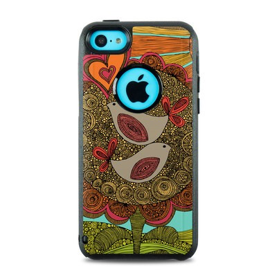OtterBox Commuter iPhone 5c Case Skin - Sunshine