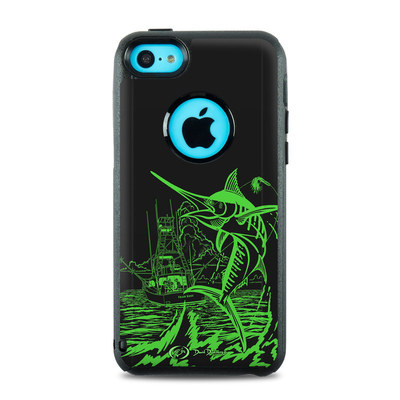 OtterBox Commuter iPhone 5c Case Skin - Tailwalker