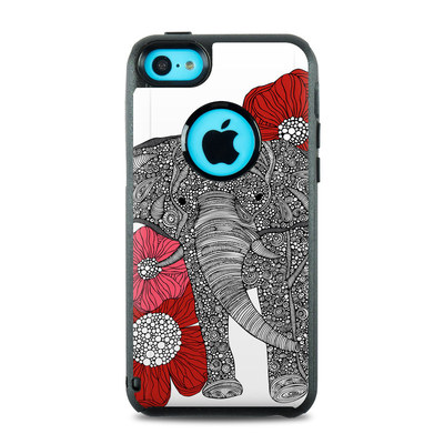 OtterBox Commuter iPhone 5c Case Skin - The Elephant