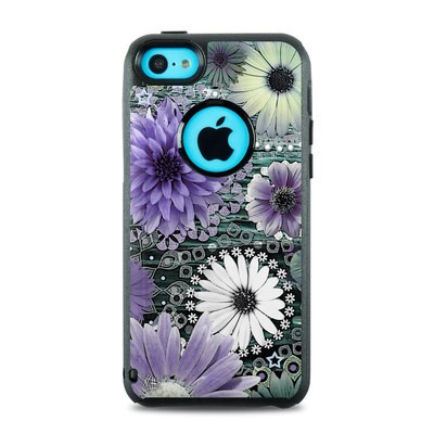 OtterBox Commuter iPhone 5c Case Skin - Tidal Bloom