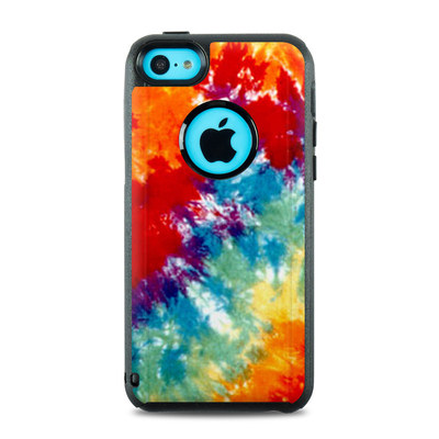 OtterBox Commuter iPhone 5c Case Skin - Tie Dyed