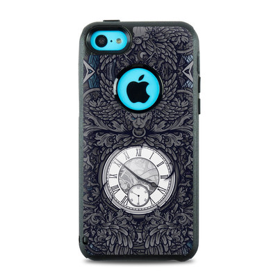 OtterBox Commuter iPhone 5c Case Skin - Time Travel
