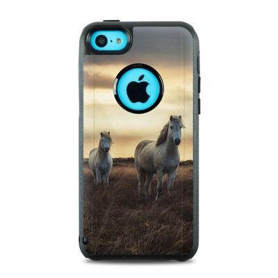 OtterBox Commuter iPhone 5c Case Skin - Hornless Unicorns