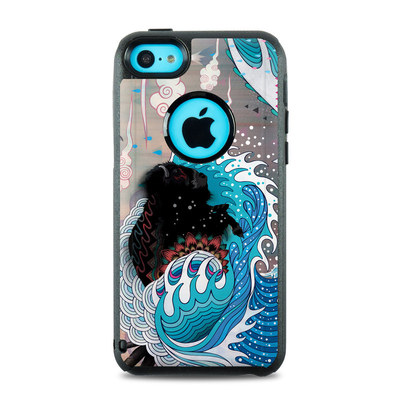 OtterBox Commuter iPhone 5c Case Skin - Unstoppabull