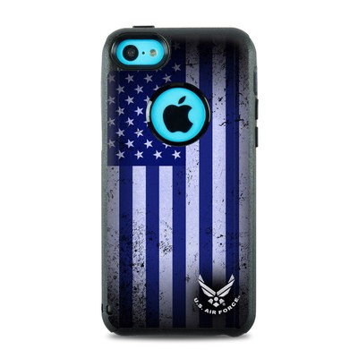 OtterBox Commuter iPhone 5c Case Skin - USAF Flag