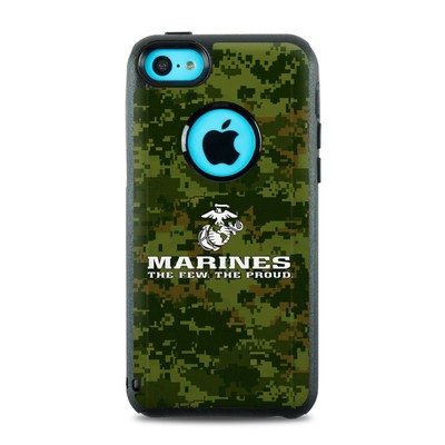 OtterBox Commuter iPhone 5c Case Skin - USMC Camo