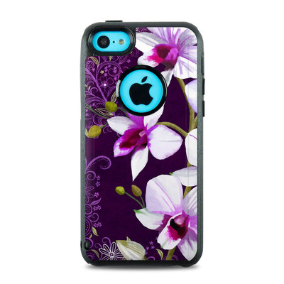 OtterBox Commuter iPhone 5c Case Skin - Violet Worlds