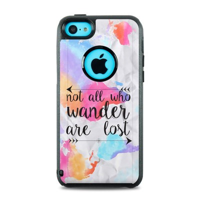 OtterBox Commuter iPhone 5c Case Skin - Wander