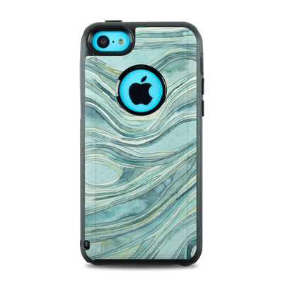 OtterBox Commuter iPhone 5c Case Skin - Waves