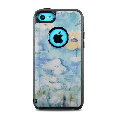 OtterBox Commuter iPhone 5c Case Skin - White & Blue