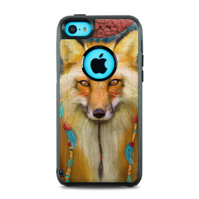 OtterBox Commuter iPhone 5c Case Skin - Wise Fox