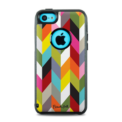 OtterBox Commuter iPhone 5c Case Skin - Ziggy Condensed