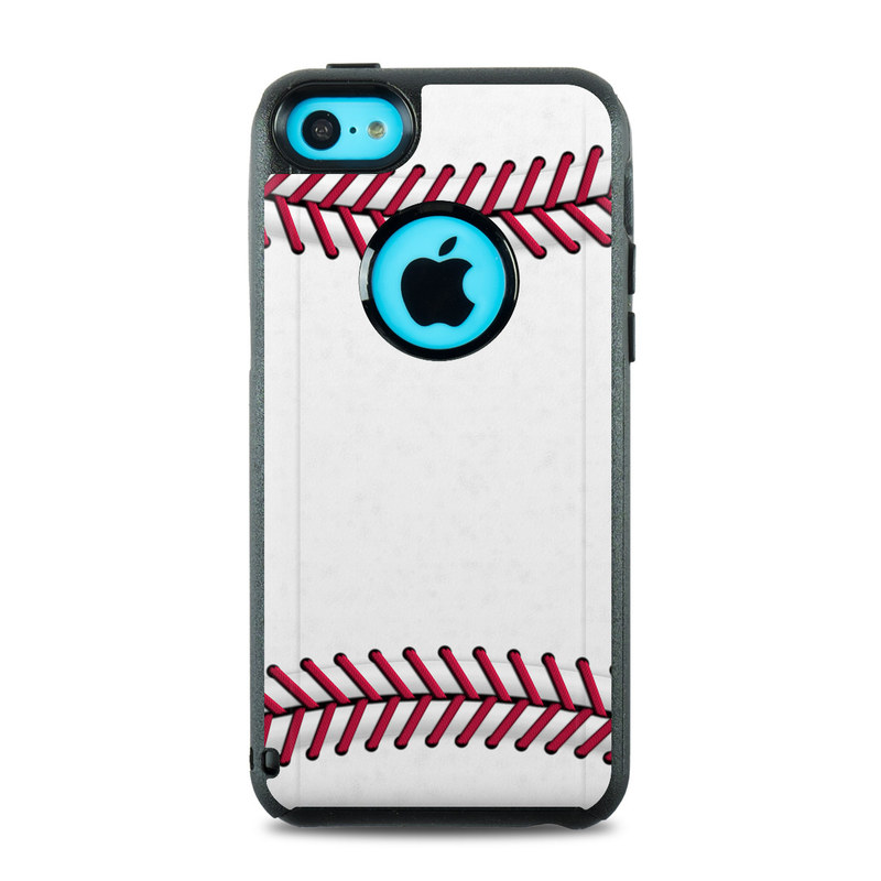 OtterBox Commuter iPhone 5c Case Skin - Baseball by Sports ...