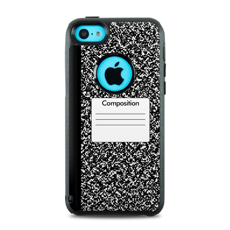OtterBox Commuter iPhone 5c Case Skin - Composition ...