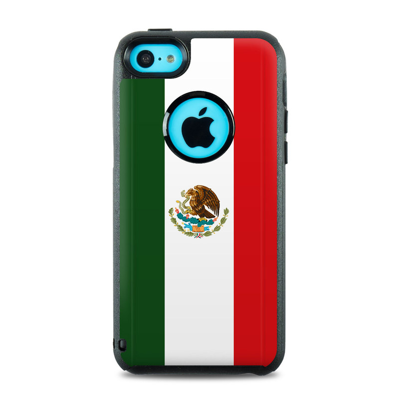 OtterBox Commuter iPhone 5c Case Skin - Mexican Flag by ...